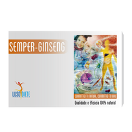 SEMPER-GINSENG - Panax ginseng - Lusodie