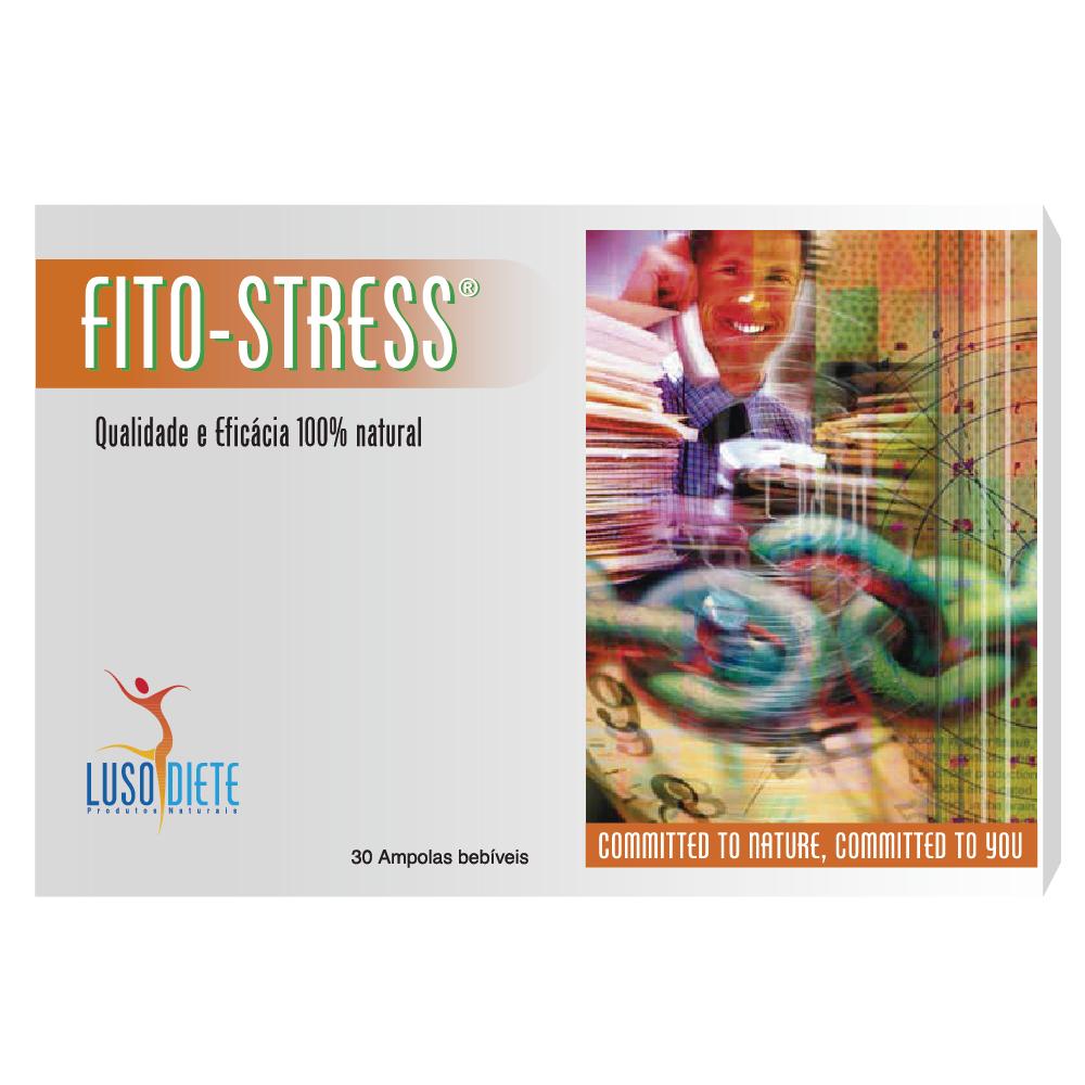 FITO-STRESS ampolas Lusodiete