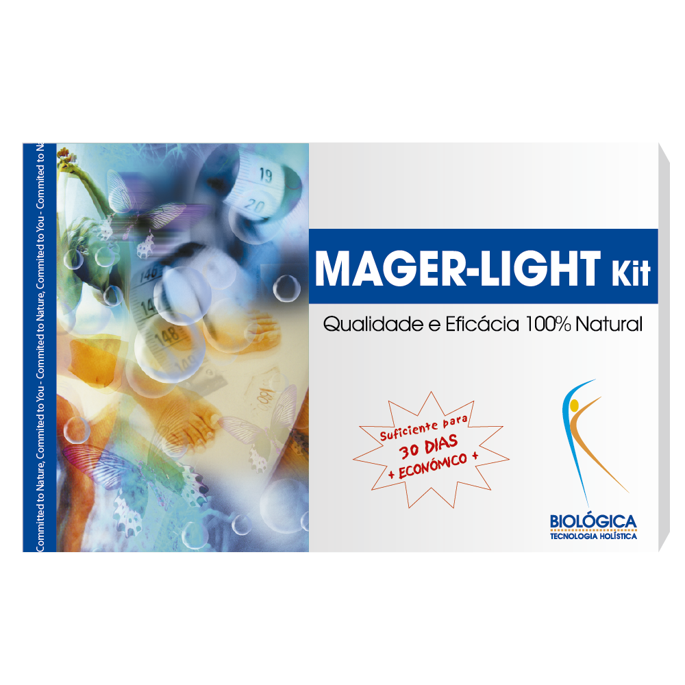 MAGERLIGHT Kit Biologica Lusodiete