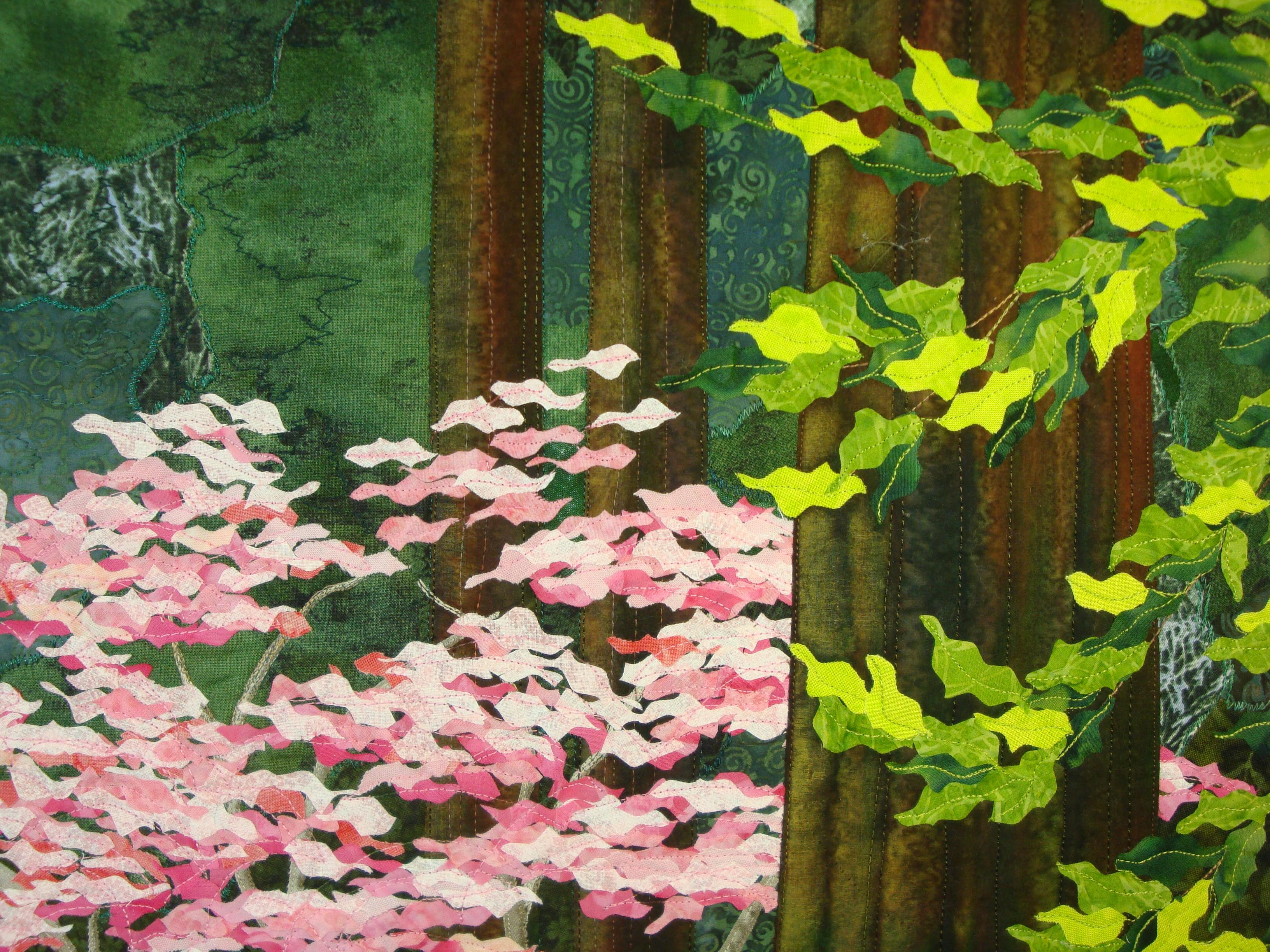 Spring Debut, Detail