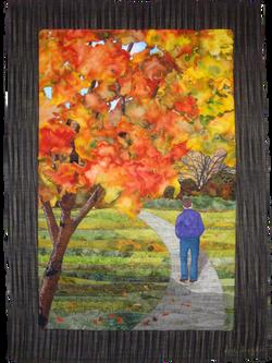 Ashland In Autumn