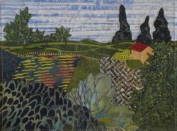 Channeling Van Gogh- Au Paysage