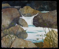Winter Yosemite Merced River
