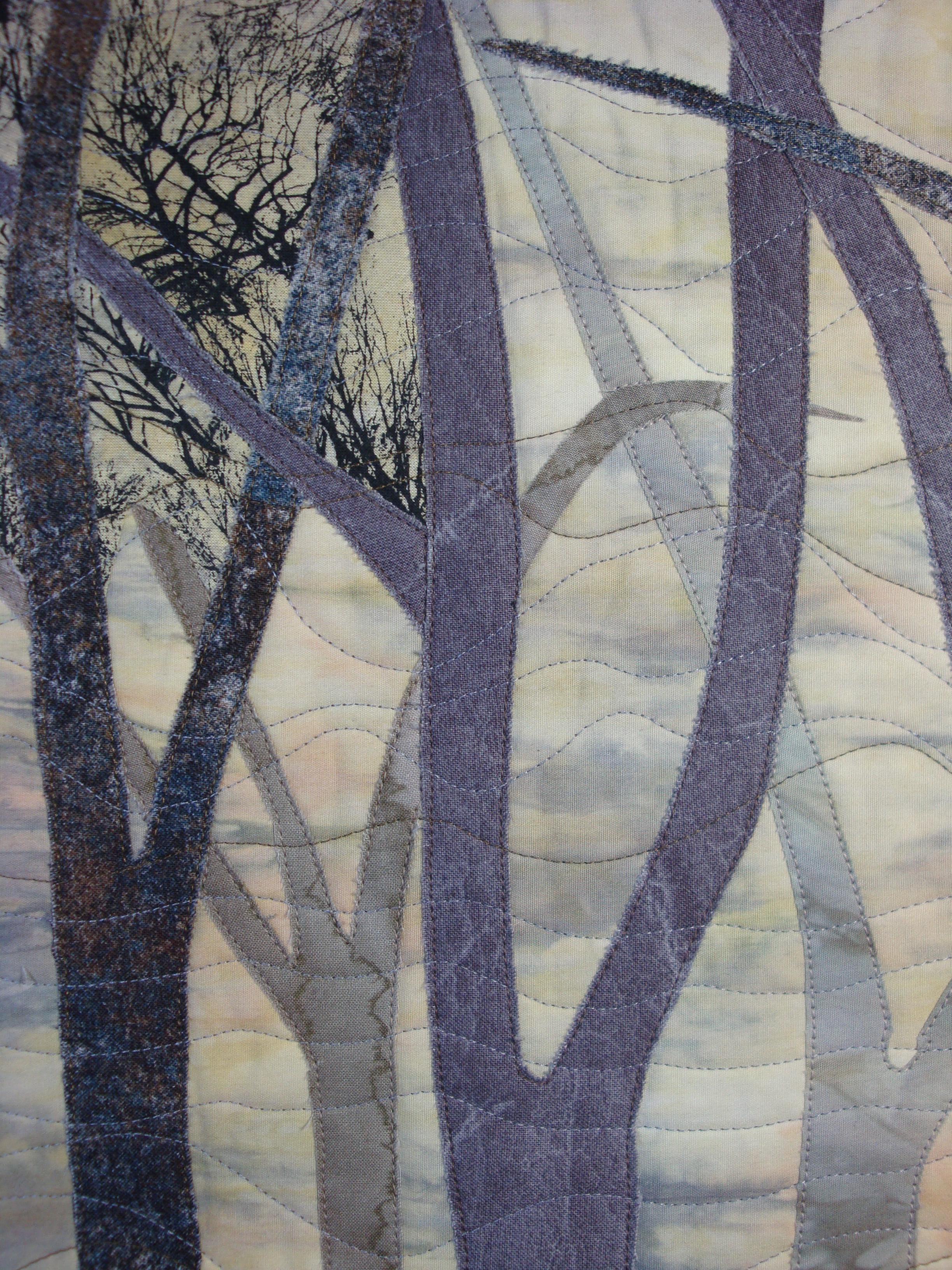 Morning Mist S.J. Valley Detail