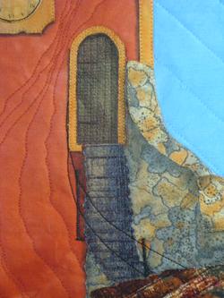 Rousillon, detail