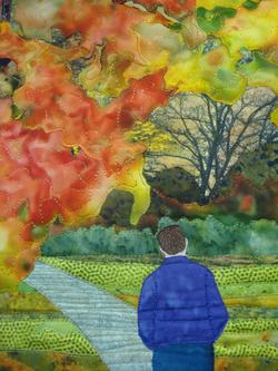 Ashland in Autumn Detail