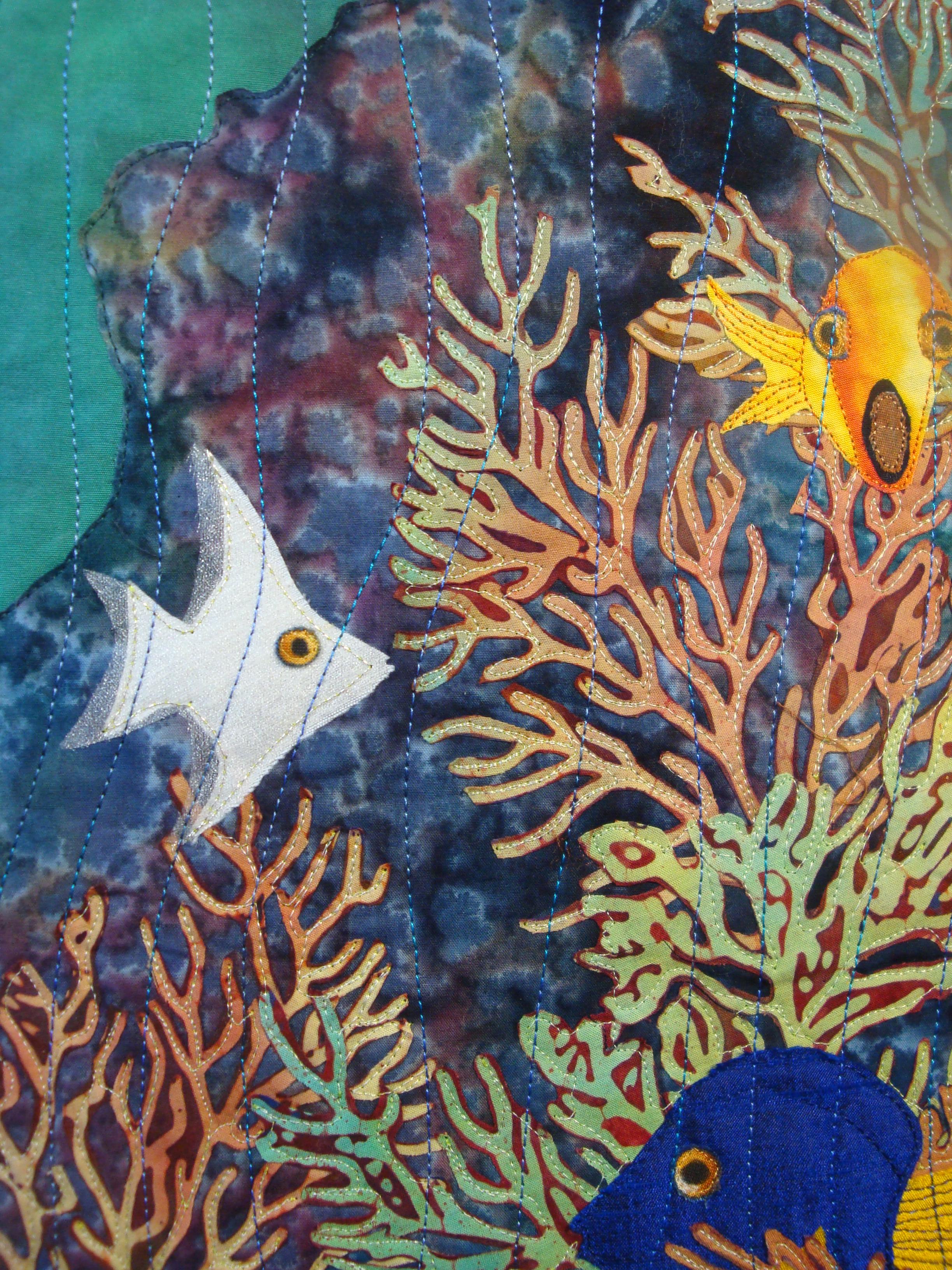 Aquaria Detail