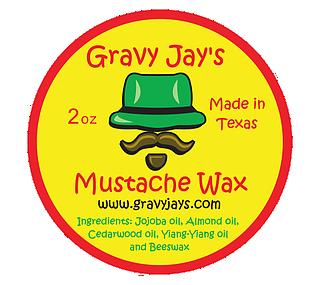 Mustache Wax (Original)