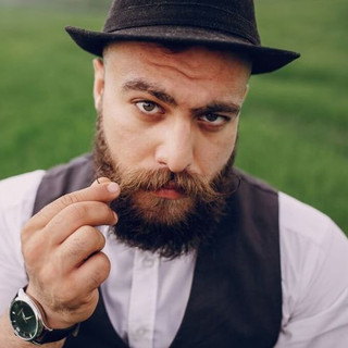 How-to-apply-beard-wax-on-your-mustache-