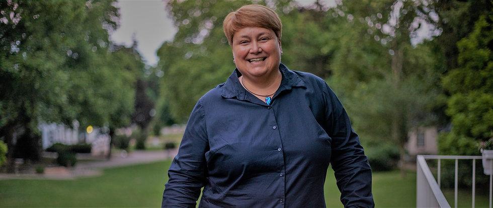 Coachin Daniela Schütze