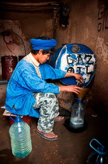 Erfoud. Marruecos