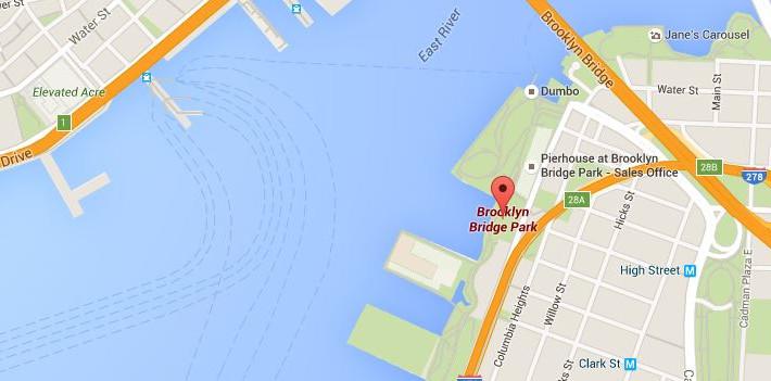 NUEVA YORK · Brooklyn Bridge Park