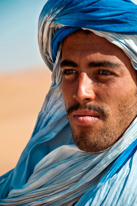 Merzouga. Marruecos