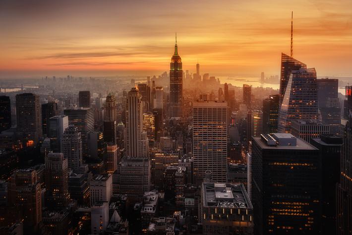 NUEVA YORK · Top of the Rock