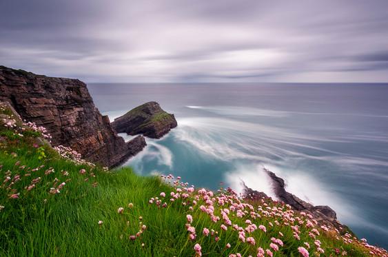 Cabo Vidio (Asturias). España