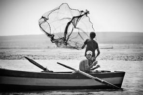 Moulay Bousselham. Marruecos