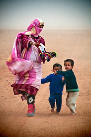 Tagounite. Marruecos