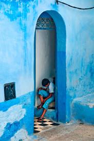 Chaouen. Marruecos