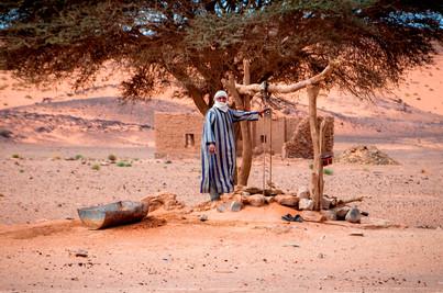 M'Hamid. Marruecos