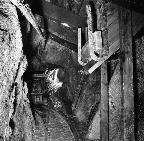 Rosevale Mine,  No.2 Level