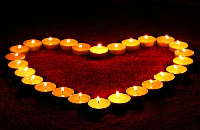 Pour rallumer le feu de nos coeurs