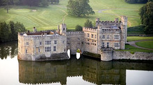 Epic gigs at Leeds Castle and Coombe Abbey for corporate events!