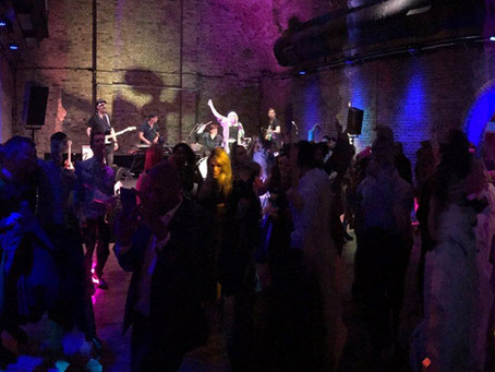 Live Band v. DJ - why you should always hire a band for your wedding...or have both!