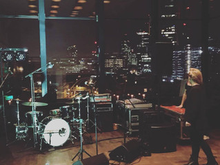 What it's like to perform at some of London's most prestigious venues!
