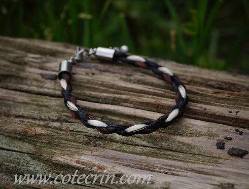 Bracelet fin corde