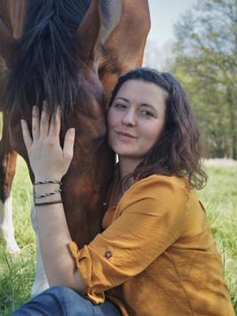 Séverine Hourquebie, fondatrice de Coté Crin