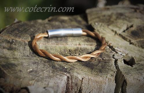 Bracelet fin vrille