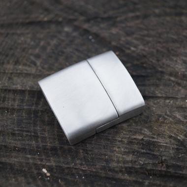 Fermoir carré magnétique