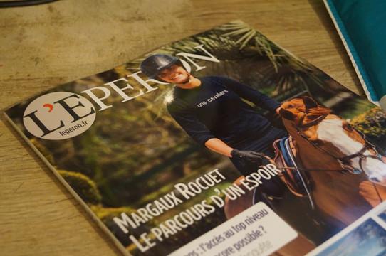 L'Eperon magazine