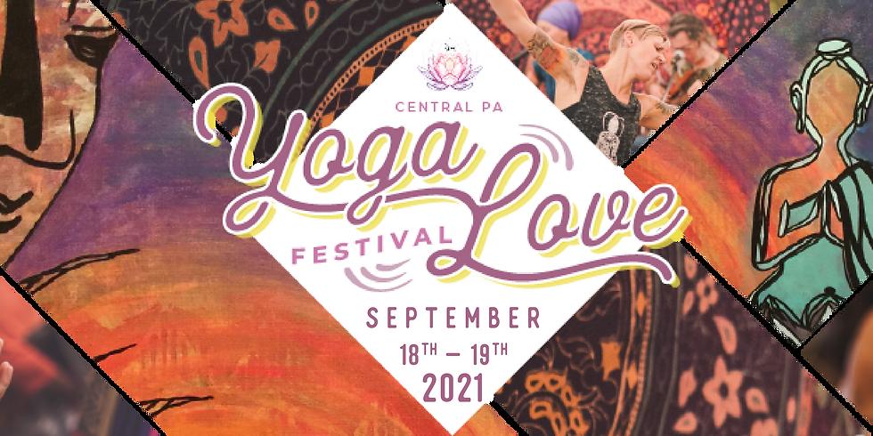 Central PA Yoga Love Festival 2021