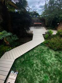 Garden Decking, N3