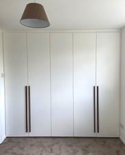 Built-in wardrobes, N5