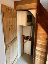 Understair cupboard, IP25