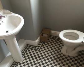 Bathroom tiling, N8