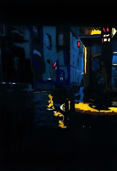 Magali Rifflart Villeneuve artiste, I'm not here anymore