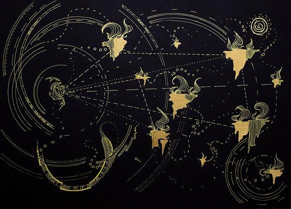 Cosmic Map, série Cosmic Maps