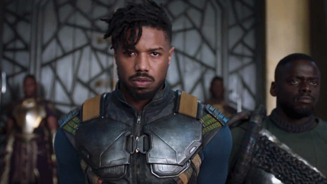The Black Panther Hollywood needed.