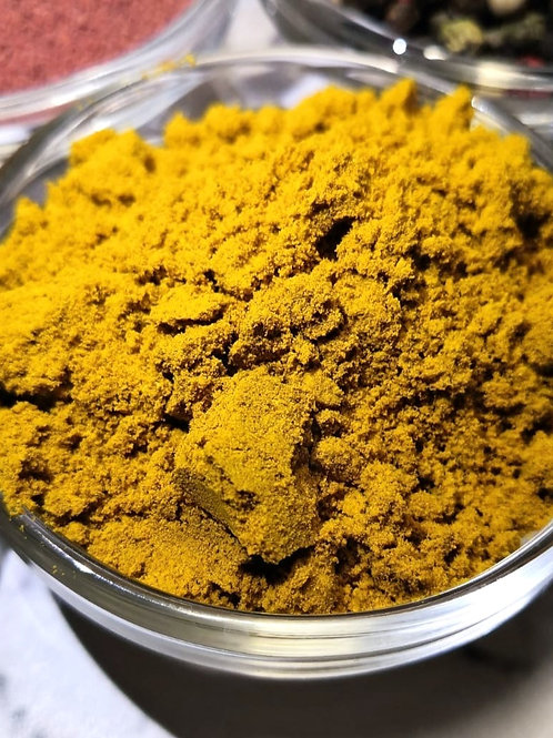 CURRY IN POLVERE BIO (SFUSO)