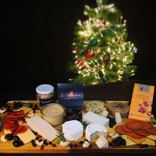 GOURMET CHRISTMAS BOX (13pz)