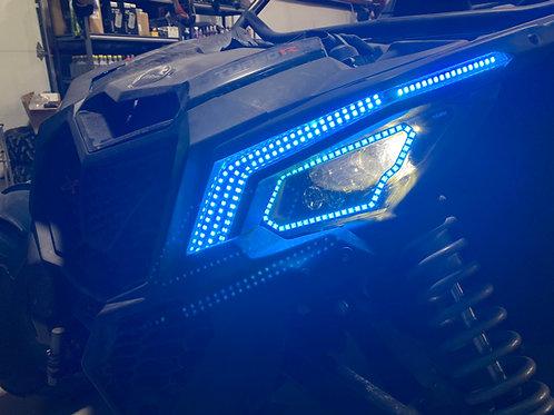 5150 Maverick X3 LED Bluetooth Halo/Brow Lights