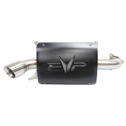 Polaris RZR Evolution Powersports Magnum Exhaust (XP1000, RS1, Turbo, Pro XP)