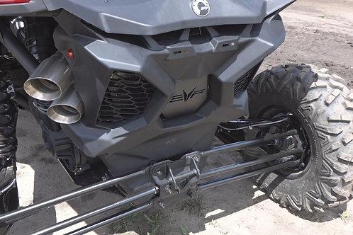 Maverick X3 E-CAPTAINS CHOICE Exhaust