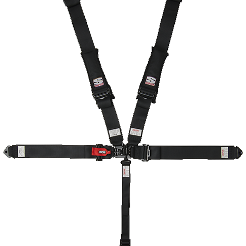 "Simpson Latch & Link 3"" 5-Point Harness"