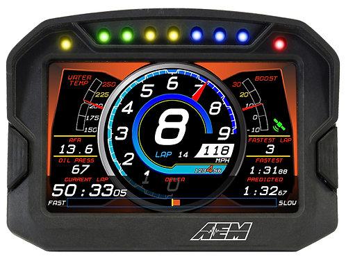 """AEM CD-5 Dash / Datalogging Kit for YXZ (5"""" Display)"""