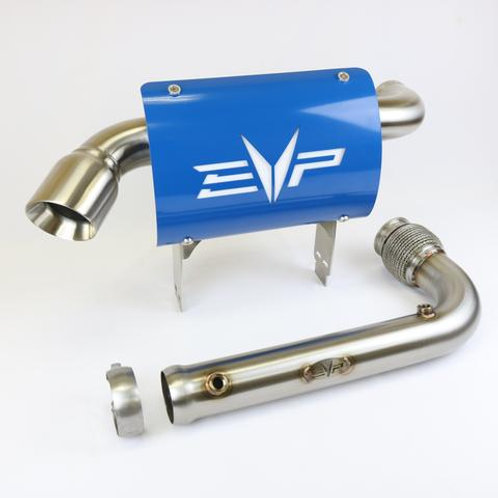 "Maverick X3 Evo MAGNUS 3"" TURBO BACK Exhaust"
