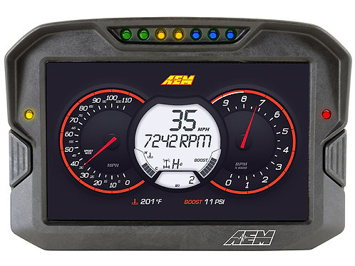"AEM CD-7 Dash / Datalogging Kit for X3 (7"" Display)"